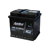 Аккумулятор 6СТ Galaxy Plus 48 Ah R (207x175x190) 450 A