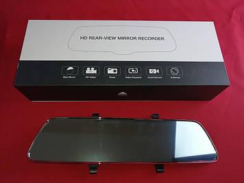 Видеорегистратор зеркало DVR Phisung V300 1920x1080p