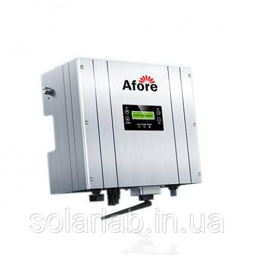 Сетевой инвертор Afore HNS2500TL-1 (2,5 кВт, 1-х фазный, 1 МРРТ)