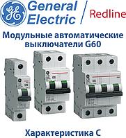 Модульные автоматические выключатели GE Redline G60 характеристика С