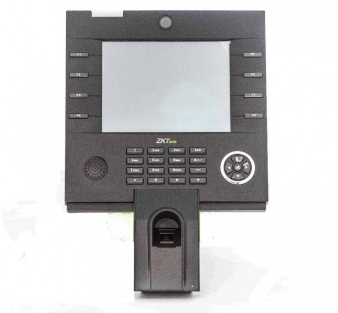Биометрический терминал УРВ и контроля доступа по отпечатку пальца и картам EM-Marine ZKTeco iClock3800