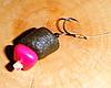 Насадочный пеллетс Carp Pro Red Pre-Drilled Halibut 8 мм, фото 4
