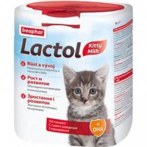 Lactol молоко для котят Беафар 15248 500г