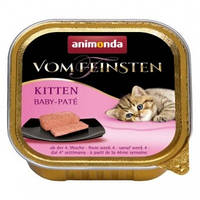 Animonda Vom Feinsten Baby-Pate паштет для кошенят 100г