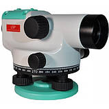 Нивелир оптический LSP LX-32  + штатив + рейка 5 м, фото 2