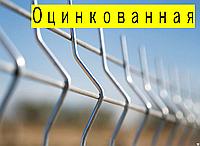 Забор из сетки 2,23м/Zn/3D/200х50/2,9x3,9
