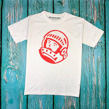 Біла футболка Billionaire, фото 2
