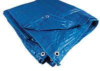 Тент 2х3м, синий, 65г/м2, фото 1