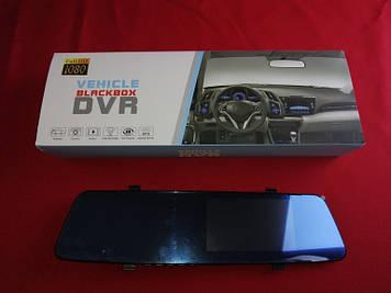 Видеорегистратор зеркало Super Slim  + Камера заднего вида! Full HD 1080p