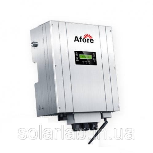 Сетевой инвертор Afore HNS4000TL (4 кВт, 1 фазный, 2 МРРТ)
