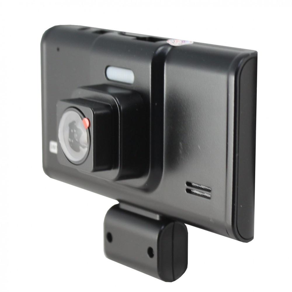 Автомобильный видеорегистратор T698 с камерой заднего вида
