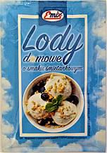 Сухое мороженое Emix Lody domowe o smaku Smietankowe 60 г