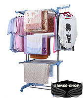 Сушилка для белья | складная сушилка для одежды | вертикальная сушилка для белья cloth rack, фото 2