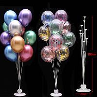 Пластиковая подставка для 11 воздушных шаров