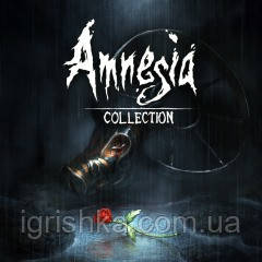 Amnesia: Collection Ps4 (Цифровий аккаунт для PlayStation 4) П3