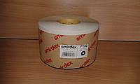 Бумага для сухой шлифовки SMIRDEX (белая). Рулон-116мм*50м. Зерно 80.