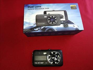 Новынка! Видеорегистратор + камера заднего вида DVR Dual Lens(2 камеры) Full HD