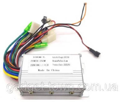 Плата контролер для дрифт карта 36 вольт