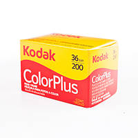 Kodak Color Plus 200/36 пленка цветная