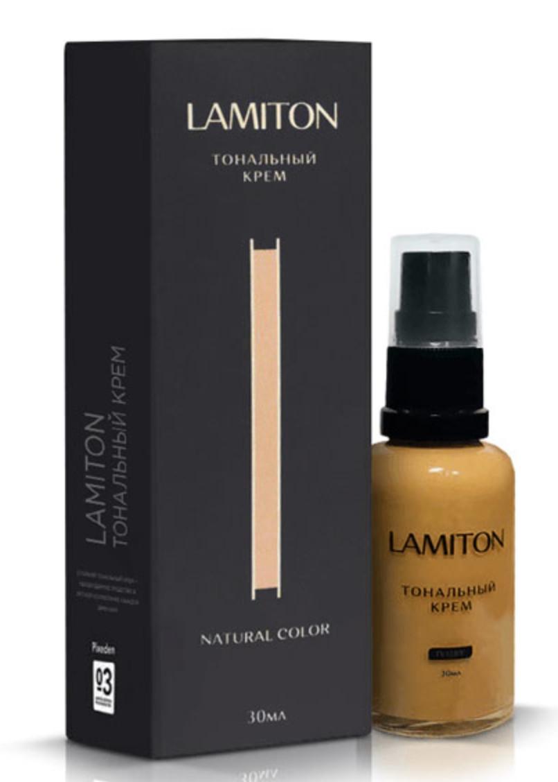 Lamiton - умный тональный крем
