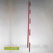 «АНТЕНИ» для волейболу розбірні біло-червоні (1 шт.), Іспанія з ПДВ