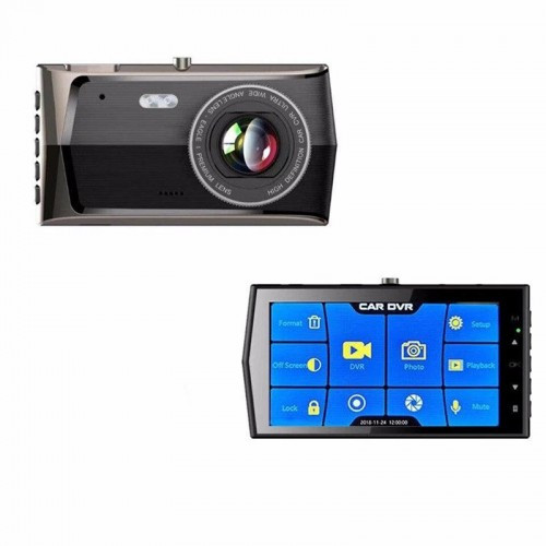 Автомобільний відеореєстратор T680 2 камери