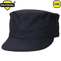 Милитарка™ Кепка Мазепинка рип-стоп без кокарды черная