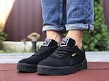 Мужские кроссовки  Puma Cali Bold черные, фото 4