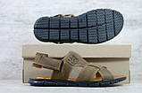 Чоловічі шкіряні сандалі Caterpillar, фото 3