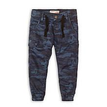 Детские милитари штаны джоггеры карго для мальчиков 3-8 лет, 98-104 см