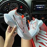 Женские кроссовки  Nike Vista White Red, фото 8