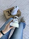 Жіночі кросівки Adidas Yeezy 350 v2, фото 2