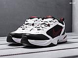 Мужские кроссовки  Nike Air Monarch IV (черно/белые), фото 4