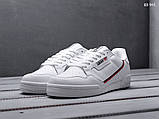 Мужские кроссовки Adidas Continental 80 (белые), фото 2