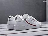 Мужские кроссовки Adidas Continental 80 (белые), фото 3