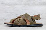 Мужские кожаные сандалии Timberland, фото 3