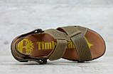 Мужские кожаные сандалии Timberland, фото 5