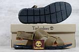 Мужские кожаные сандалии Timberland, фото 6