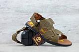 Мужские кожаные сандалии Timberland, фото 7