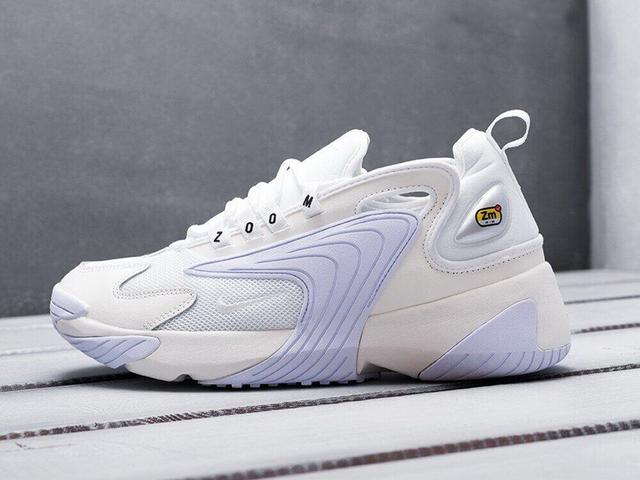 Кроссовки Nike Zoom 2K Белые фото
