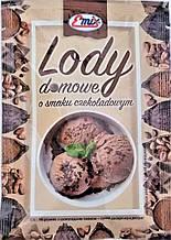 Сухое мороженое Emix Lody domowe o smaku Czekoladowym 60 г