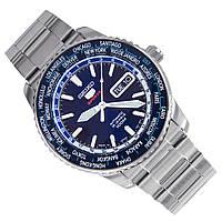Мужские часы Seiko SRP125J1 Automatic Worldtime JAPAN