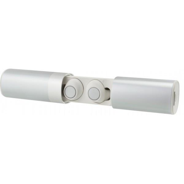 Беспроводные Bluetooth наушники Tws S2 Белый