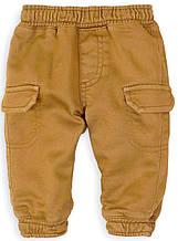 Детские штаны джоггеры карго для мальчика 1,5-2 года, 86-92 см