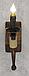 Бра факел одинарный, фото 2