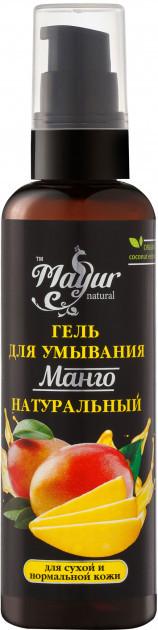 Гель для вмивання Mayur Манго натуральний 100 мл