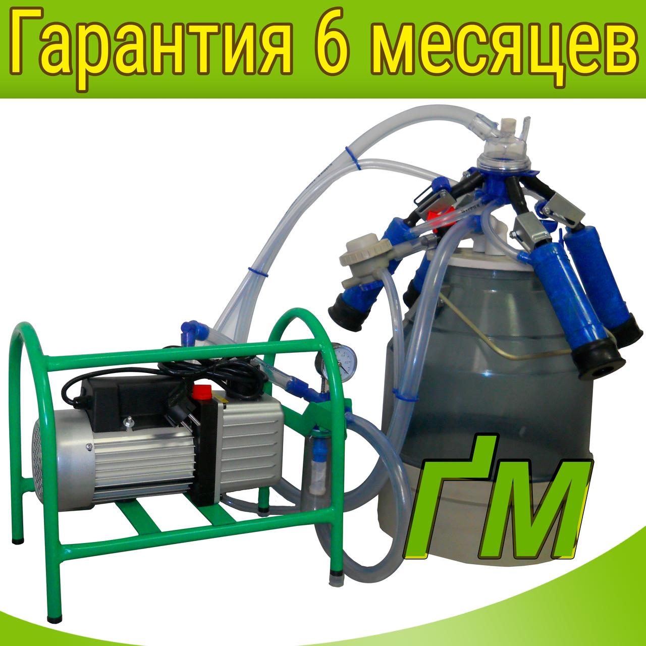 Масляный доильный аппарат Импульс-Ротор Стандарт