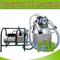Масляний доїльний апарат Імпульс-Ротор Нержавіюча сталь, фото 1