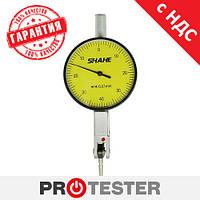 Индикатор часового типа рычажно-зубчатый ИРБ, микрометр стрелочный (0-0.8 мм) PROTESTER 5312-08, фото 1