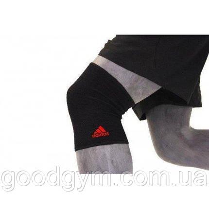 Регулируемая поддержка колена Adidas (M) ADSU-12322RD, фото 2